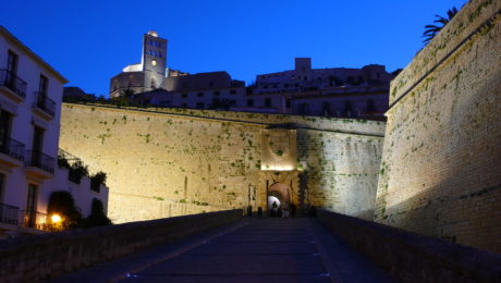 muralla ibiza
