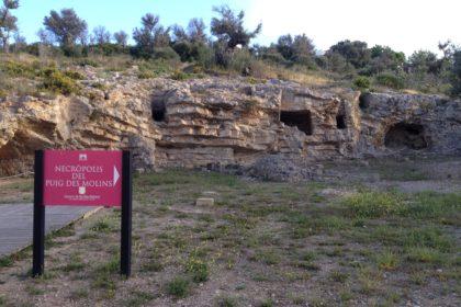 necrópolis de Puig des Molins