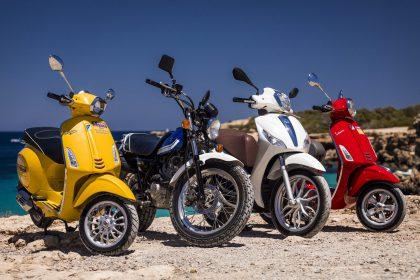 motos alquiler