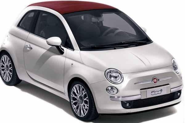 Turbo Rent a Car - Fiat 500 Cabrio