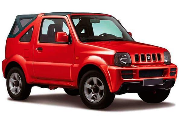 Turbo Rent a Car - Suzuki Jimny