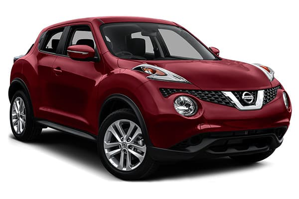 Turbo Rent a Car - Nissan Juke