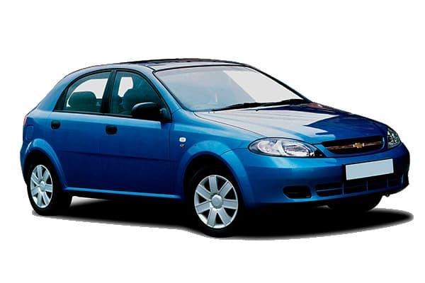 Turbo Rent a Car - Chevrolet Lacetti