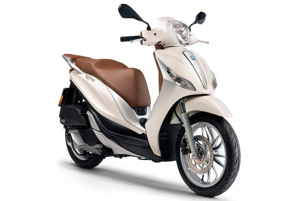Turbo Rent a Car - Piaggio Medley 125c.c