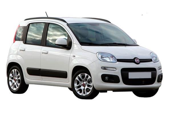 Turbo Rent a Car - Fiat Panda