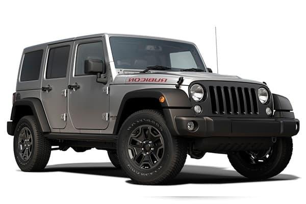 Turbo Rent a Car - Jeep Wrangler AUTO Ge/AA