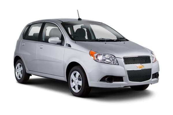 Turbo Rent a Car - Chevrolet Aveo