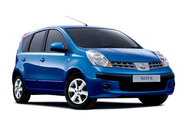 Turbo Rent a Car - Nissan Note