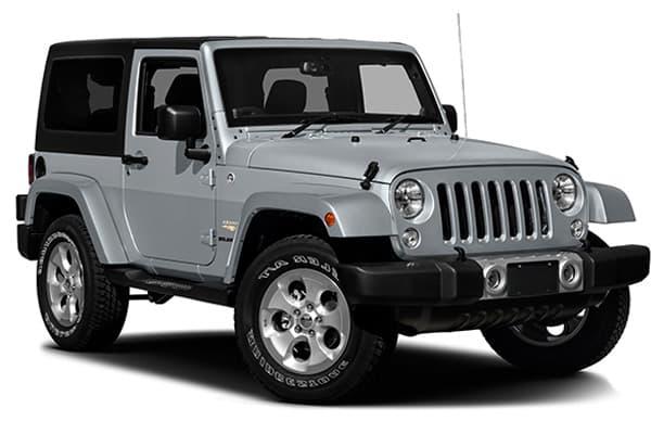 Turbo Rent a Car - Jeep Wrangler AUTO