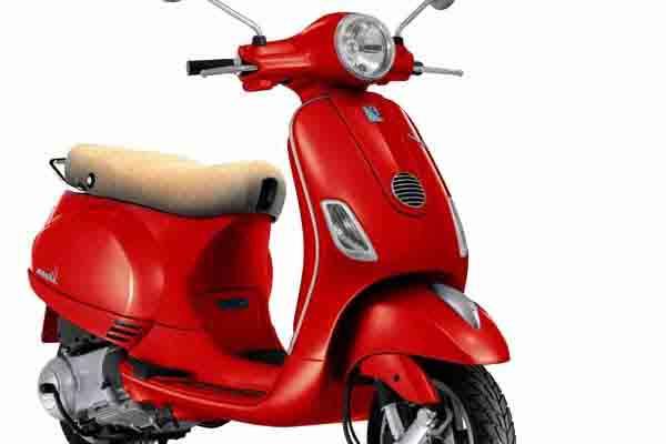 Turbo Rent a Car - Piaggio Vespa 125 LX