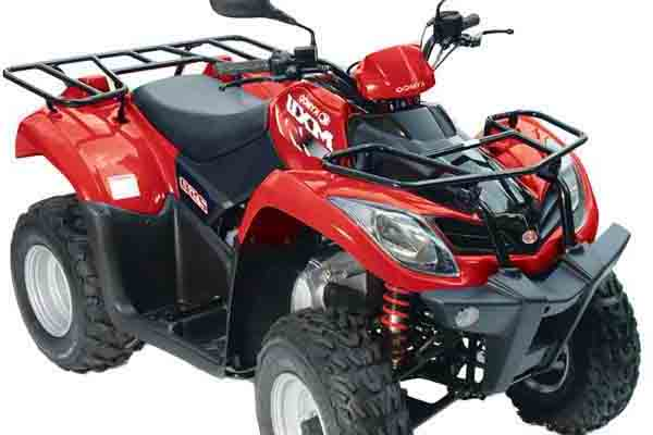Turbo Rent a Car - Kymco MXU 250c.c